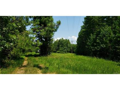 000 Piney Run Lane Burkeville, VA MLS# 1926723