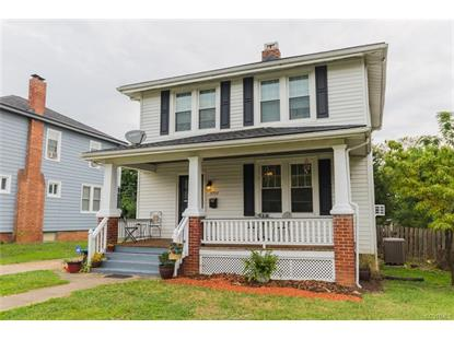 2705 Northumberland Avenue Richmond, VA MLS# 1926928