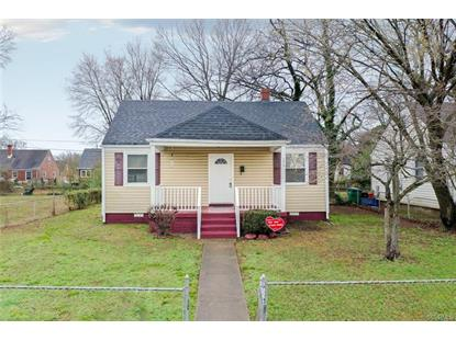 1015 Garber Street Richmond, VA MLS# 2000154