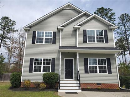 1218 River Shore Place Chester, VA MLS# 2003901