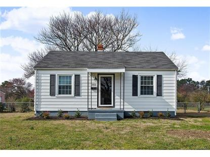 1012 Blandy Avenue Richmond, VA MLS# 2004000