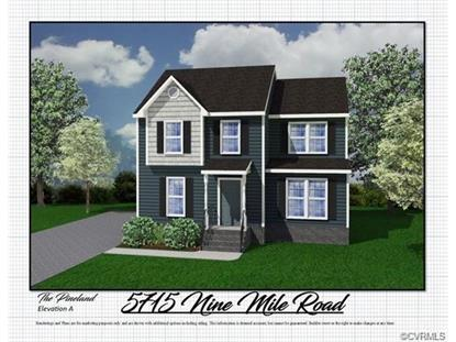 470 E Richmond Road Henrico, VA MLS# 2004978