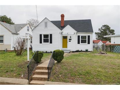 103 E 31st Street Richmond, VA MLS# 2007408