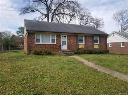 2712 Glenan Drive Richmond, VA MLS# 2007958