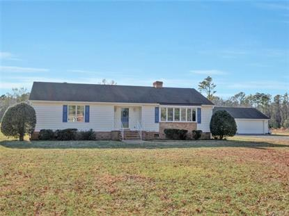 4531 Old Union Road Charles City, VA MLS# 2009919