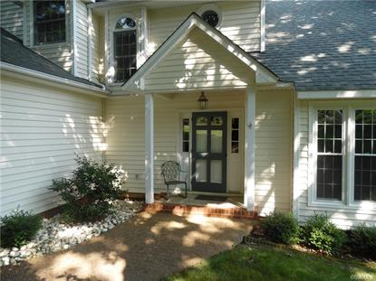 10406 Old Camp Road Chesterfield, VA MLS# 2011946