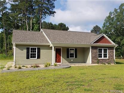 525 Wyatts Mill  Jarratt, VA MLS# 2014578
