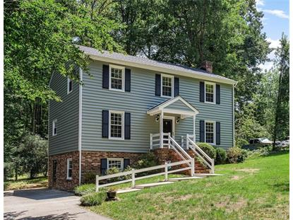1235 Abingdon Road Richmond, VA MLS# 2018213