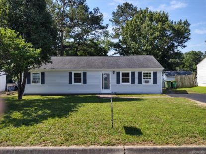3702 Settlers Lane Hopewell, VA MLS# 2018867