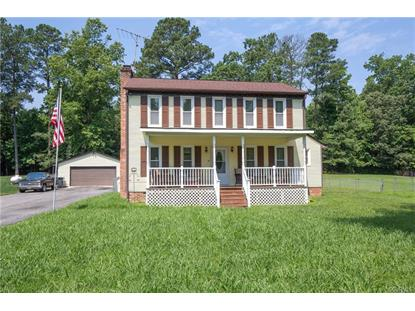 11604 Mark Twain Drive Prince George, VA MLS# 2019018