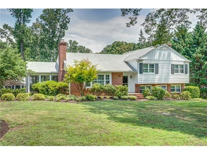 7910 Lycoming Road Henrico, VA MLS# 2019102