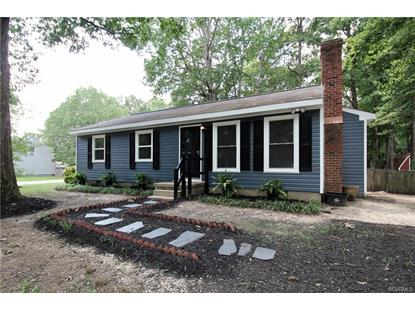 5116 Oakforest Drive Chesterfield, VA MLS# 2019217