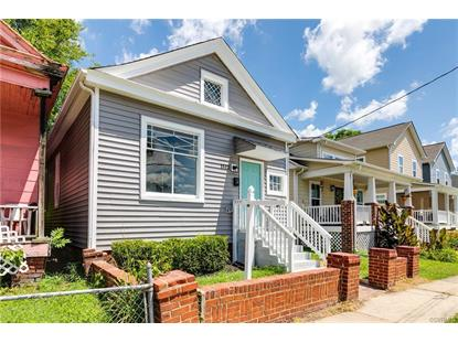 1512 N 35th Street Richmond, VA MLS# 2020212