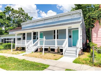 1508 N 35th Street Richmond, VA MLS# 2020222