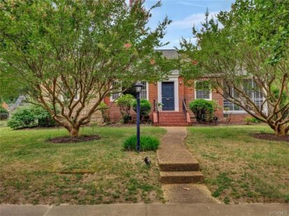 5013 W Franklin Street Richmond, VA MLS# 2020565