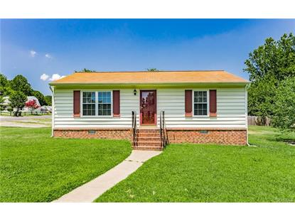 7086 Senn Way Mechanicsville, VA MLS# 2021215