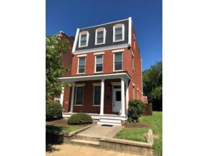 1319 1/2 Porter Street Richmond, VA MLS# 2021399