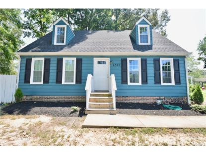 6301 Seti Court Chesterfield, VA MLS# 2021940