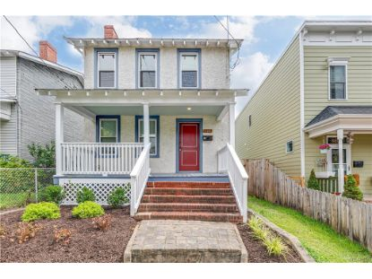 3222 P Street Richmond, VA MLS# 2022703