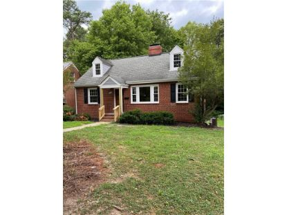 1809 Southcliff Road Richmond, VA MLS# 2022802