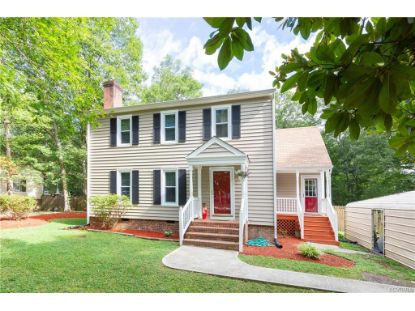 7606 Robinwood  Chesterfield, VA MLS# 2023074