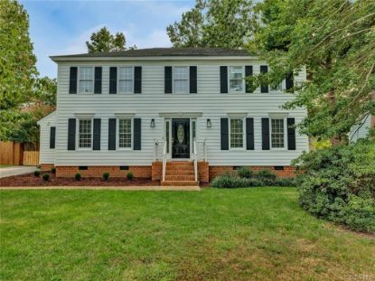 9617 Hitchin Drive Henrico, VA MLS# 2025932