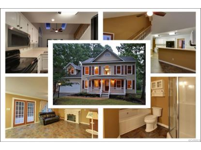5809 Rosebay Forest Road Midlothian, VA MLS# 2027876