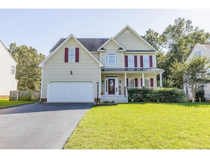 6393 Harbour Mist Lane Mechanicsville, VA MLS# 2029995