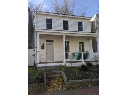 812 Jessamine Street Richmond, VA MLS# 2100361