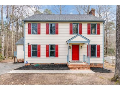 7507 Barkbridge Road Chesterfield, VA MLS# 2101528