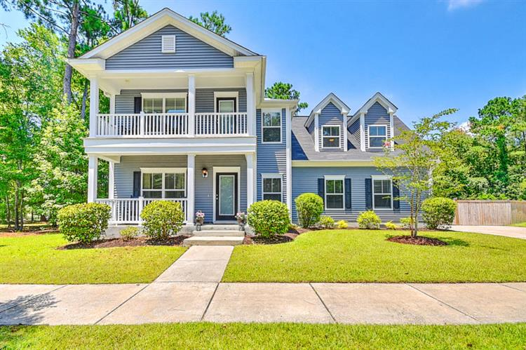 1321 Segar Street Johns Island Sc 29455 For Sale Mls