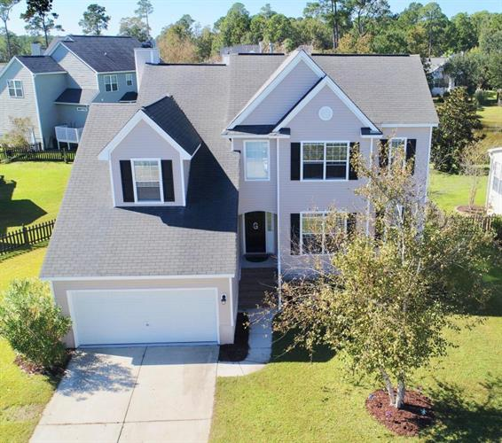 1820 Palmetto Isle Drive, Mount Pleasant, SC 29466