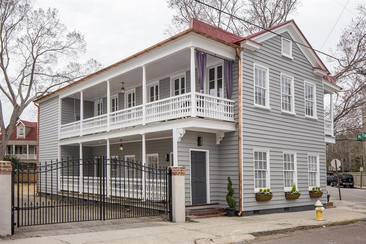 162 Tradd Street Charleston Sc 29401 For Rent Mls 18006084