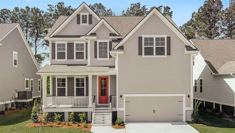 1715 Fort Palmetto Court, Mount Pleasant, SC 29466