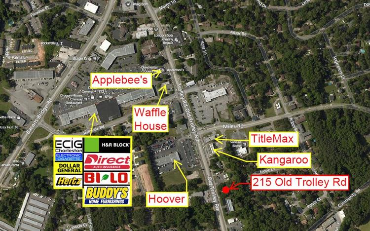 215 Old Trolley Rd, Summerville, SC 29485