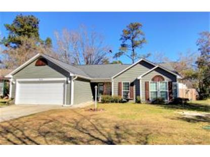 302 Damascus Drive Summerville, SC MLS# 19002037