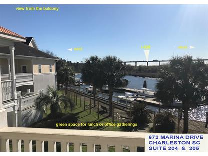 672 Marina Drive suites 204 &205 Charleston, SC MLS# 30216673