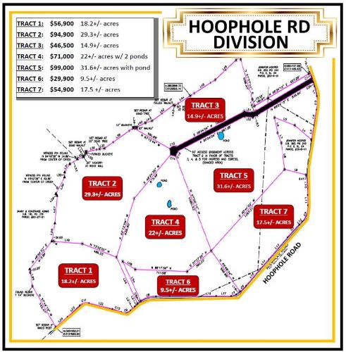 Tract 3 Hoophole Road, Lawrenceburg, KY 40432 - Image 1