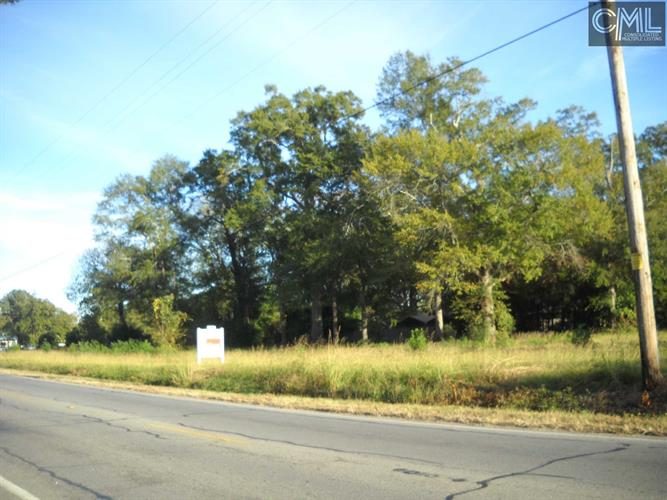 TBD NORTH SIDE RAILROAD Avenue, Batesburg, SC 29006