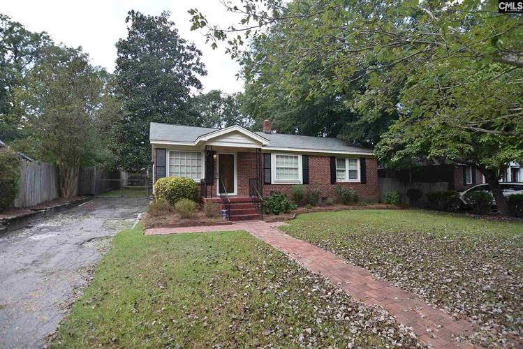 2407 Glenwood Road, Columbia, SC 29204