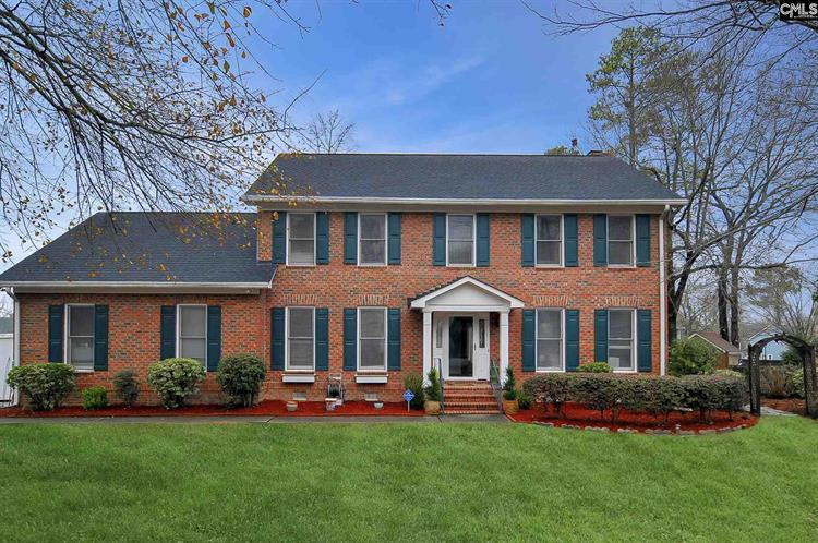 134 Chimney Hill Road, Columbia, SC 29209