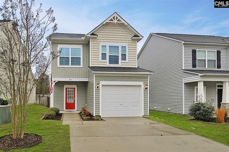 201 Autumn Stroll Court, Lexington, SC 29072