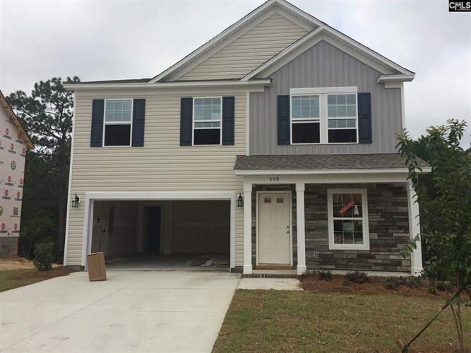 559 Teaberry Drive, Columbia, SC 29229