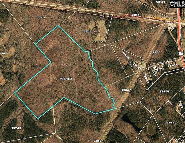 Lot 16-1 Holy Trinity Church Road, Little Mountain, SC 29075 - Image 1
