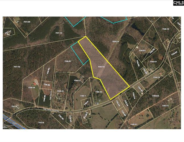 Lot 15 Holy Trinity Church Road 15, Little Mountain, SC 29075 - Image 1