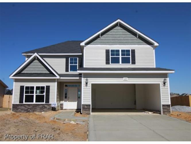 1633 SEATTLE SLEW LANE(LT 481), Hope Mills, NC 28348