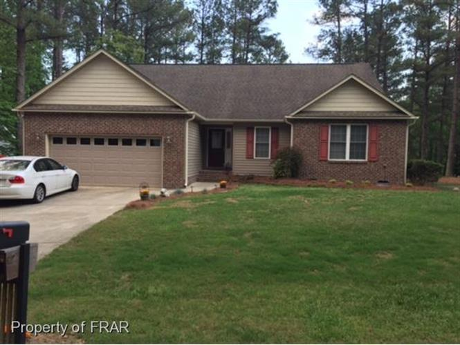 3264 YORKSHIRE CIRCLE, Sanford, NC 27332