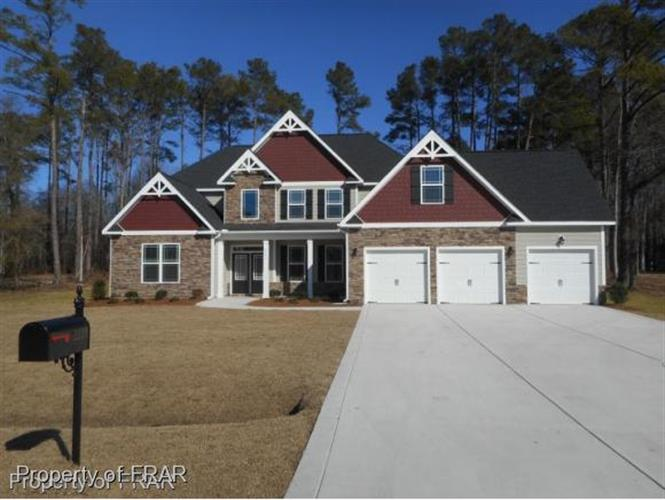 6012 SHANNON WOODS WAY, Hope Mills, NC 28348