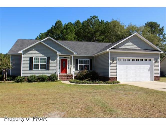 4059 WILLIAM BILL LUTHER, Hope Mills, NC 28348