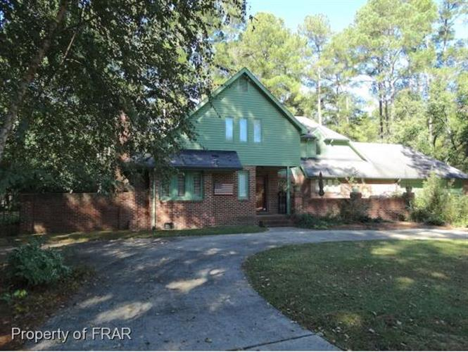 603 GRAHAM CT, Laurinburg, NC 28352